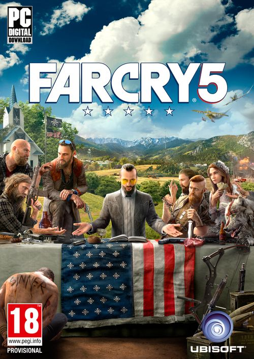 Compare Far Cry 5 PC CD Key Code Prices & Buy 43