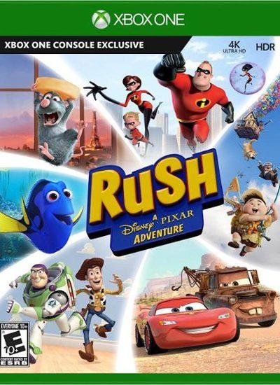 Compare Disney Rush: A Disney Pixar Adventure PC / Xbox One CD Key Code Prices & Buy 1