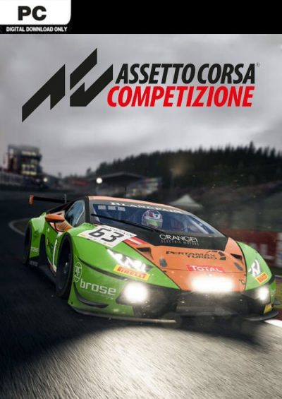 Compare Assetto Corsa Competizione PC CD Key Code Prices & Buy 5