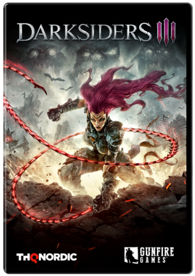 Compare Darksiders III 3 PC CD Key Code Prices & Buy 5