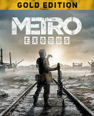 Compare Metro Exodus Gold Edition PC CD Key Code Prices & Buy 17