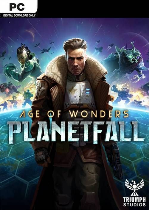 Compare Age of Wonders: Planetfall PC CD Key Code Prices & Buy 1