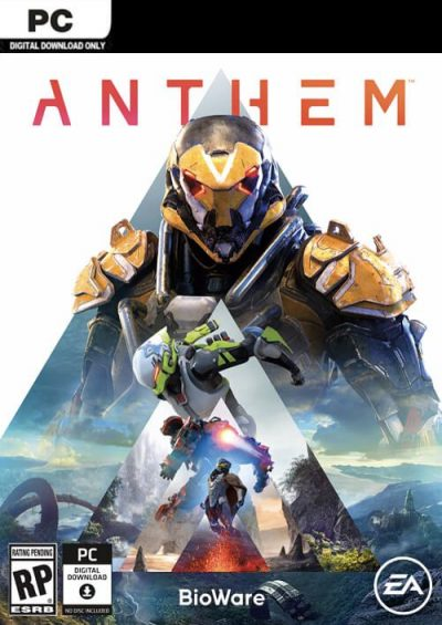 Compare Anthem PC CD Key Code Prices & Buy 23
