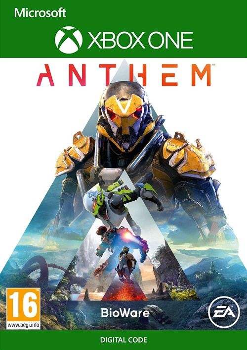 Compare Anthem Xbox One CD Key Code Prices & Buy 206