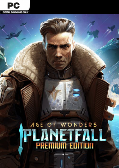 Compare Age of Wonders Planetfall Premium Edition PC CD Key Code Prices & Buy 5