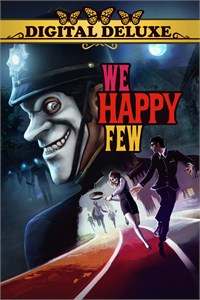Compare We Happy Few Deluxe Edition Xbox One / PC CD Key Code Prices & Buy 3