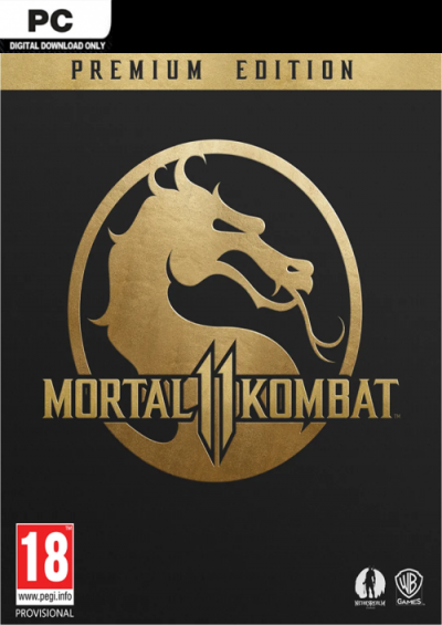 Compare Mortal Kombat 11 Premium Edition PC CD Key Code Prices & Buy 5