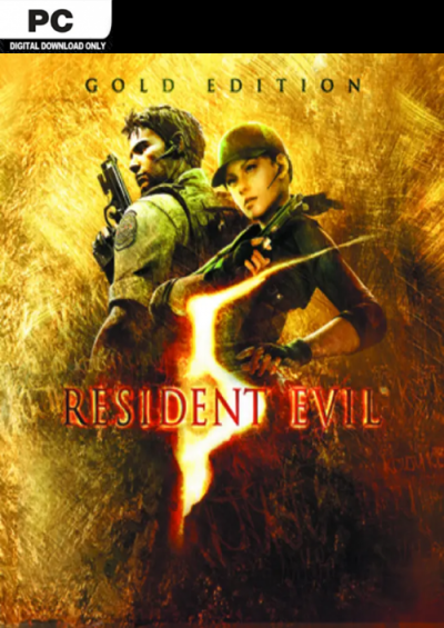 Compare Resident Evil 5 Gold Edition PC CD Key Code Prices & Buy 7