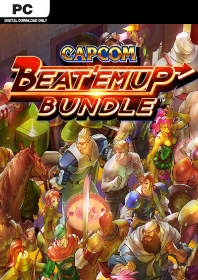 Compare Capcom Beat Em Up Bundle PC CD Key Code Prices & Buy 3