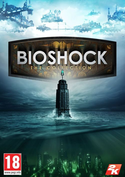 Compare BioShock: The Collection Nintendo Switch CD Key Code Prices & Buy 1