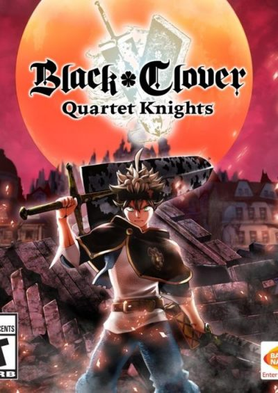 Compare Black Clover: Quartet Knights PC CD Key Code Prices & Buy 19