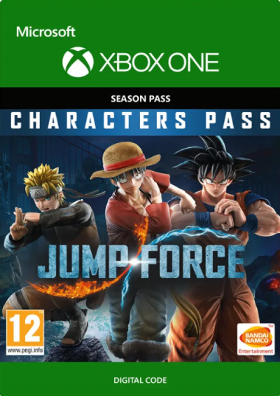 Compare Jump Force Character Pass Xbox One CD Key Code Prices & Buy 19