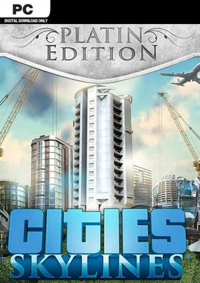 Compare Cities: Skylines Platinum Edition PC CD Key Code Prices & Buy 9