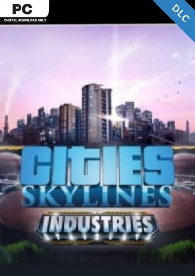 Compare Cities Skylines PC : Industries DLC CD Key Code Prices & Buy 1