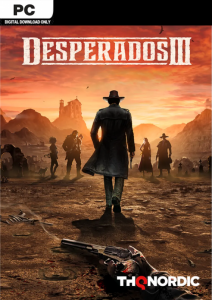 Compare Desperados 3 PC CD Key Code Prices & Buy 3