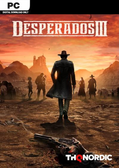 Compare Desperados 3 PC CD Key Code Prices & Buy 1