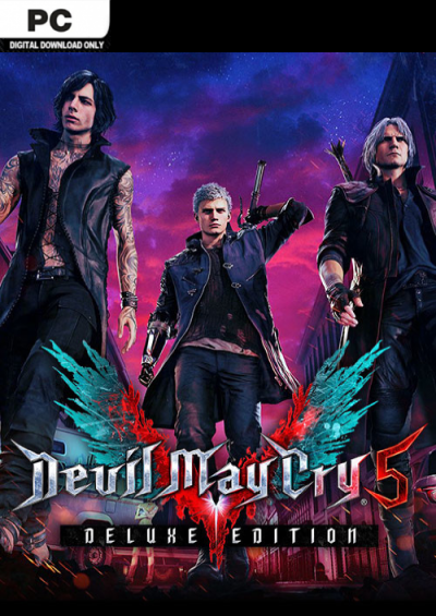 Compare Devil May Cry 5 Deluxe Edition PC CD Key Code Prices & Buy 11