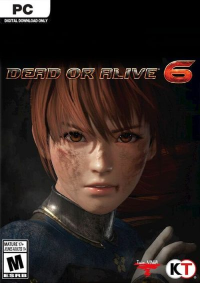 Compare Dead or Alive 6 Deluxe Edition PC CD Key Code Prices & Buy 1