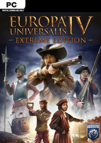 Compare Europa Universalis IV 4 Extreme Edition PC CD Key Code Prices & Buy 15