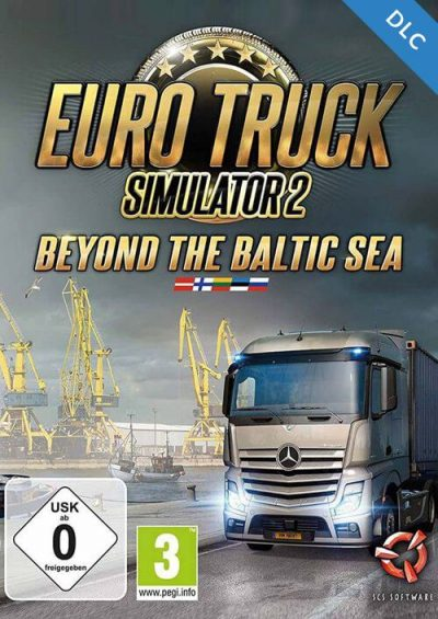 Compare Euro Truck Simulator 2 Beyond the Baltic Sea DLC PC CD Key Code Prices & Buy 5
