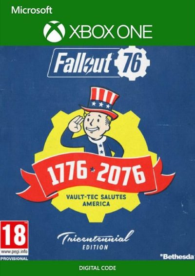 Compare Fallout 76 Tricentennial Edition Xbox One CD Key Code Prices & Buy 17