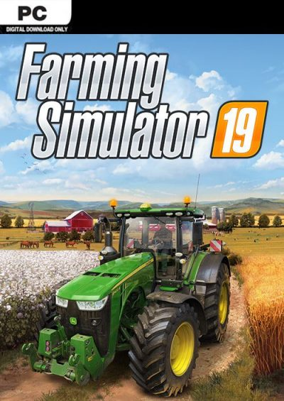 Compare Farming Simulator 19 PC CD Key Code Prices & Buy 13