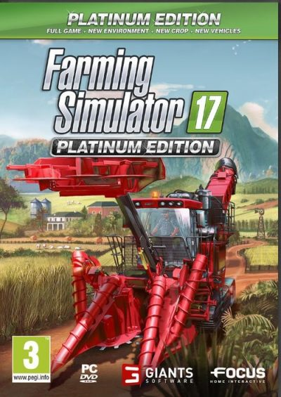 Compare Farming Simulator 17 Platinum Edition PC CD Key Code Prices & Buy 17