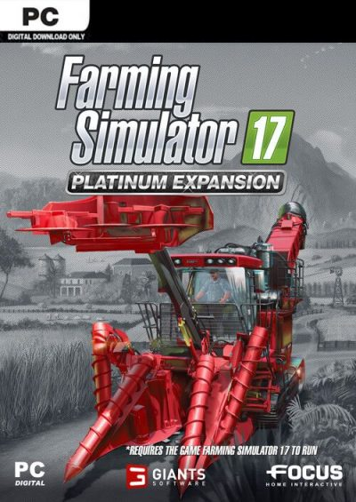 Compare Farming Simulator 17 - Platinum Expansion PC CD Key Code Prices & Buy 3