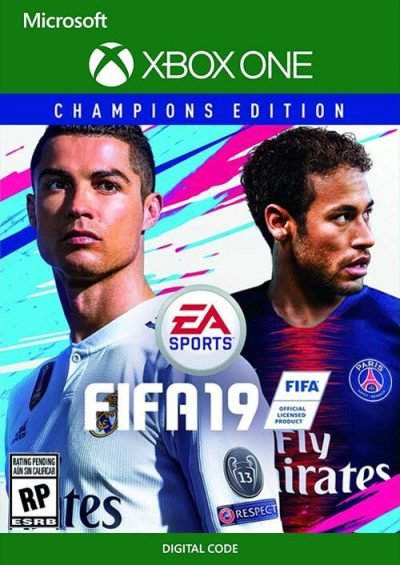Compare Fifa 19 Champions Edition Xbox One CD Key Code Prices & Buy 11