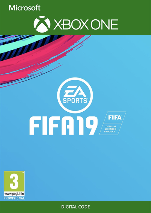 Compare Fifa 19 Xbox One CD Key Code Prices & Buy 79