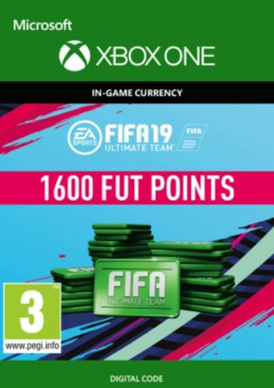 Compare Fifa 19 : 1600 FUT Points Xbox One CD Key Code Prices & Buy 5