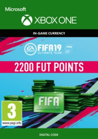 Compare Fifa 19 : 2200 FUT Points Xbox One CD Key Code Prices & Buy 7