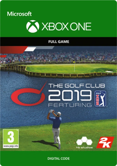 Compare The Golf Club 2019 Feat. PGA Tour Xbox One CD Key Code Prices & Buy 13
