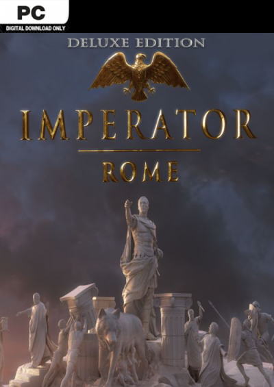 Compare Imperator Rome Deluxe Edition PC CD Key Code Prices & Buy 11