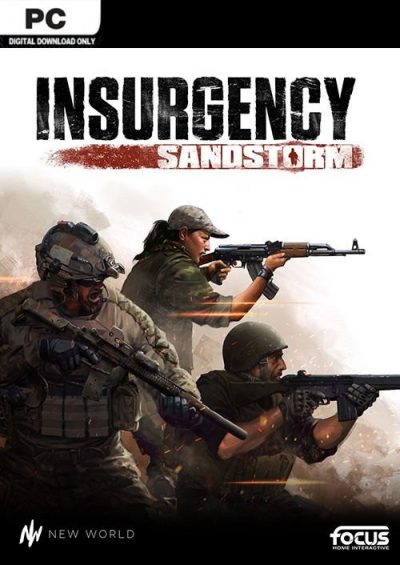 Compare Insurgency: Sandstorm PC CD Key Code Prices & Buy 17