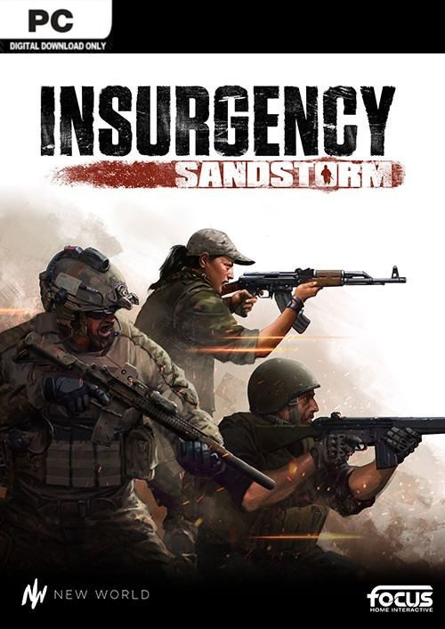 Compare Insurgency: Sandstorm PC CD Key Code Prices & Buy 1