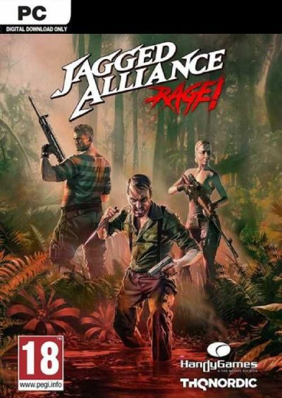 Compare Jagged Alliance : Rage! PC CD Key Code Prices & Buy 1
