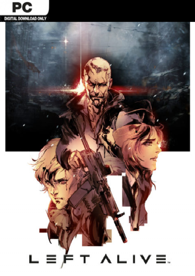 Compare Left Alive PC CD Key Code Prices & Buy 15
