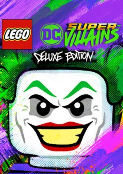 Compare Lego DC Super-Villains Deluxe Edition PC CD Key Code Prices & Buy 9