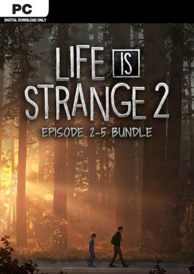 Compare Life is Strange 2 : Episodes 2-5 Bundle PC CD Key Code Prices & Buy 19