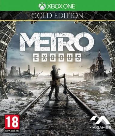 Compare Metro Exodus Gold Xbox One CD Key Code Prices & Buy 7