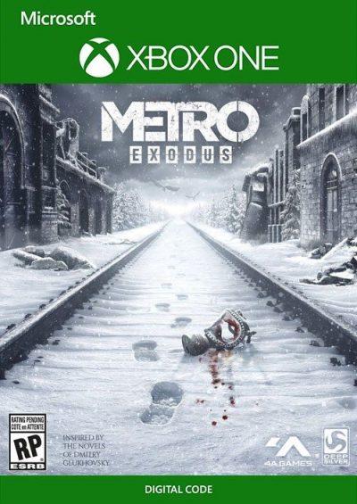 Compare Metro Exodus Xbox One CD Key Code Prices & Buy 11