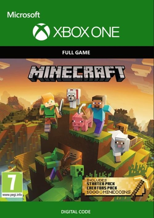 Compare Minecraft Master Collection Xbox One CD Key Code Prices & Buy 191