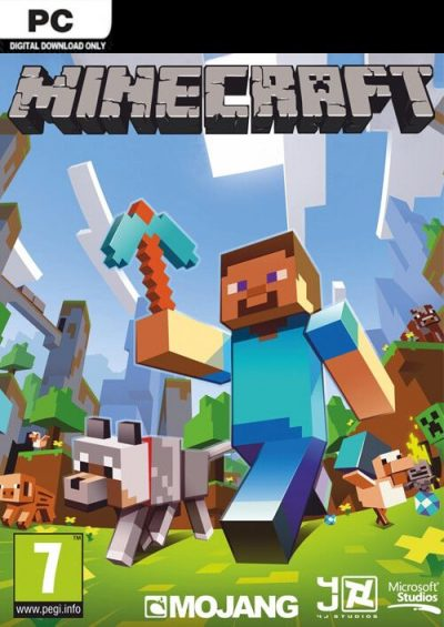 Compare Minecraft PC CD Key Code Prices & Buy 3