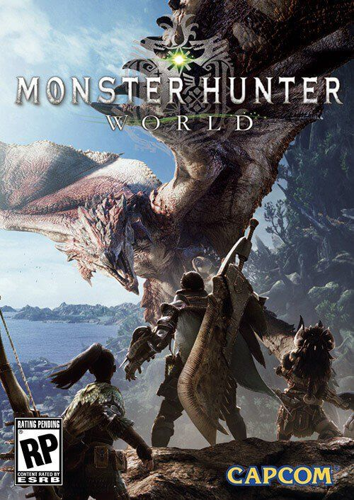 Compare Monster Hunter World PC CD Key Code Prices & Buy 56