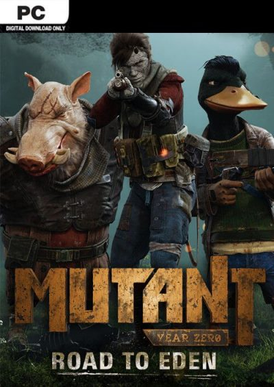 Compare Mutant Year Zero Road to Eden PC CD Key Code Prices & Buy 1