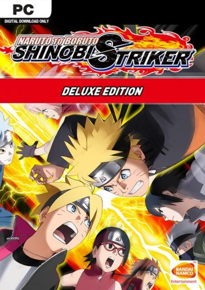 Compare Naruto to Boruto Shinobi Striker Deluxe Edition PC CD Key Code Prices & Buy 27