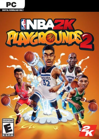 Compare NBA 2K Playgrounds 2 PC CD Key Code Prices & Buy 17