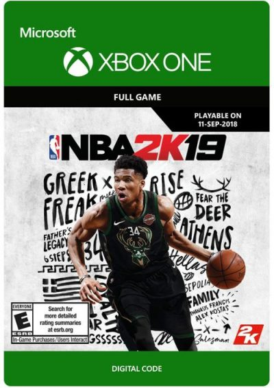 Compare NBA 2K19 Xbox One CD Key Code Prices & Buy 19
