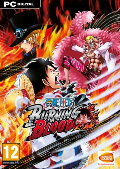 Compare One Piece Burning Blood PC CD Key Code Prices & Buy 11